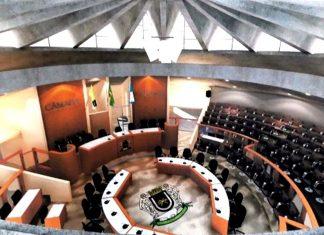 Plenário Câmara de Vereadores de Volta Redonda