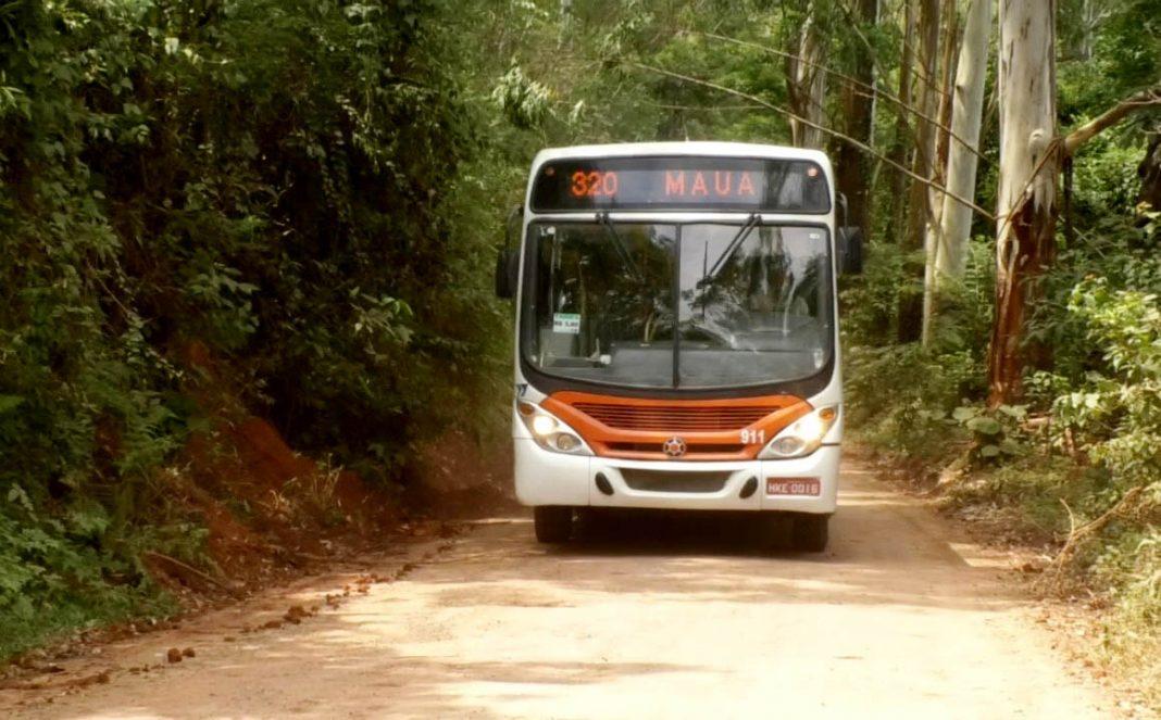 Região de Mauá volta a ter transporte coletivo depois de 11 dias de estrada interditada