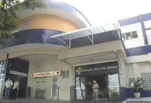 Hospital São João Batista.