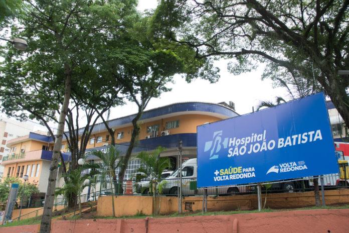 Hospital São João Batista