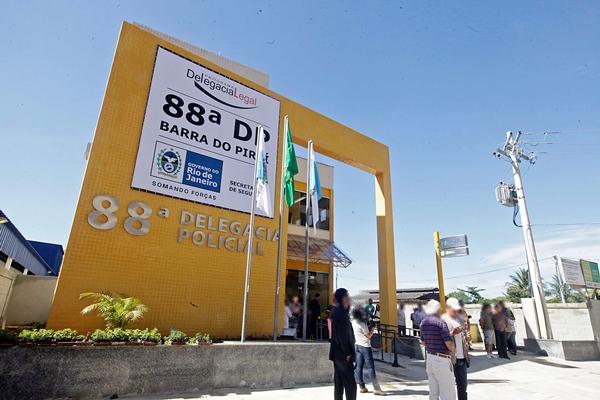 Delegacia de Barra do Piraí