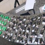 Seis suspeitos são detidos por tráfico no Jardim Belmonte
