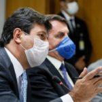 Ministro da Saúde sugere adiar eleições no Brasil.