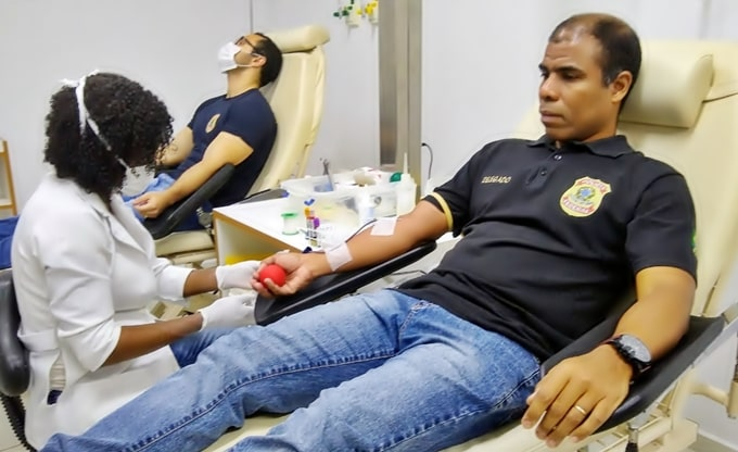 PF doam sangue em Volta Redonda