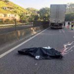 Ciclista morre em acidente na Dutra