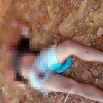 Corpos encontrados em duas cidades do Sul do Rio.