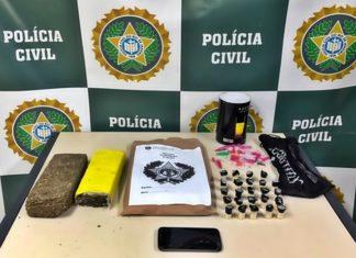 Operação Cloroquina cumpre mandados de prisão em Volta Redonda