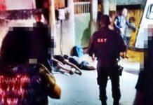 Dois jovens sofrem tentativa de homicídio em Barra do Piraí