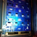 PRF apreende carga de cerveja com nota adulterada