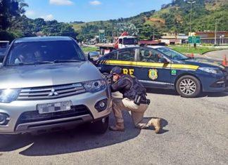 Vereador preso com caminhonete roubada