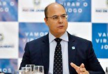 Witzel prorroga quarentena até o fim de abril no Rio