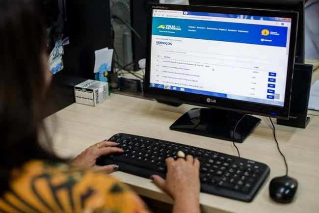 PMVR disponibiliza atendimento online para contribuintes