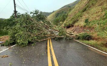 Chuva causa transtornos em Rio Claro e Angra dos Reis
