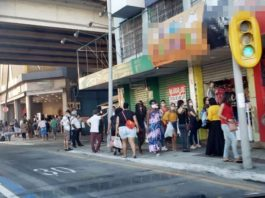 Defensoria Pública quer fechamento do comércio após aglomerações