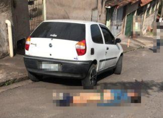 Homem assassinado em Volta Redonda