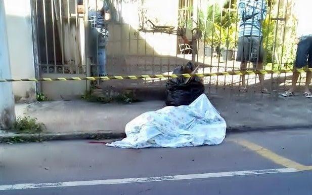 Homem morto a tiros no Retiro