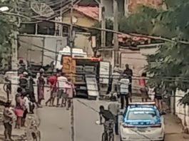 Jovem é morto a tiros em Barra do Piraí