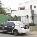 Polícia está dentro da casa de Pezão colhendo depoimento