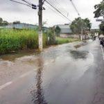 Rede do Saae-VR se rompe e autarquia pede para economizar água