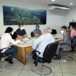 Prefeito unir forças com hospitais particulares contra o Covid-19