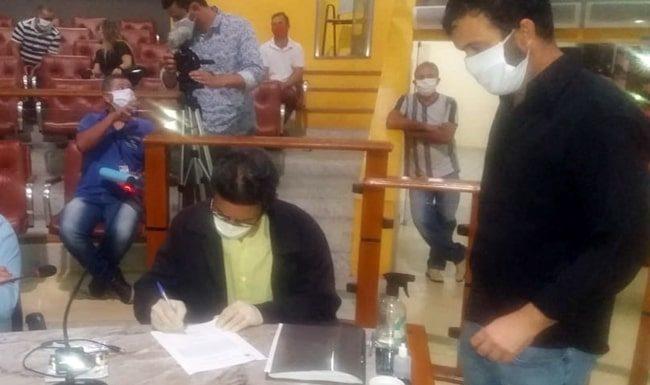 Câmara de VR aprova abertura de processo de cassação contra vereador