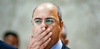 Witzel é alvo de etapa de operação da Polícia Federal no Rio