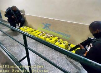 Policiais do 28º BPM desmantelaram o esquema de tráfico