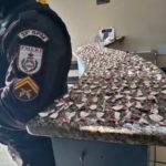 Mulher presa com droga em Barra Mansa
