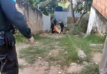 Homem morto ao lado do amigo em Resende