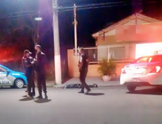Homem é morto a tiros em Resende