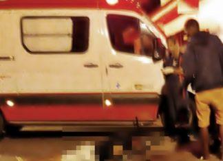 Homem morto a golpes de arma branca em Barra do Piraí