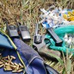 Troca de tiros entre a PM e suspeitos de tráfico em BM