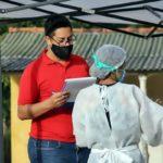 Barreiras sanitárias são fiscalizadas por vereador em Valença