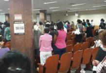 Igreja é multada por descumprir limite de fiéis