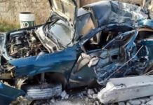 Motorista morre em acidente de carro