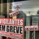 Greve de vigilantes fecha agências do estado do Rio
