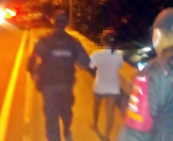 Policiais evitam tentativa de suicídio em Volta Redonda