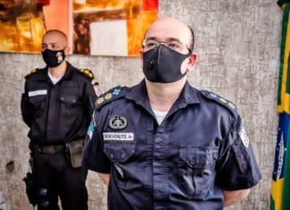 Novo comandante do 38º Batalhão da PM, em Três Rios