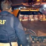 PRF apreende 30 quilos de pasta base de coca´pina na Dutra