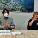 Samuca anuncia novas mortes por Covid-19