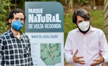 Samuca recebe Parque Natural Municipal