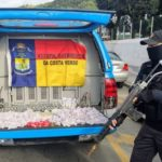 PM apreende 870 papelotes de droga para venda em Angra dos Reis