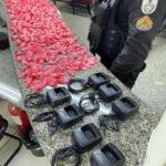 VR: Cocaína é apreendida de traficantes do Minerlândia