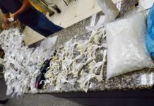 Troca de tiros terminar com apreensão de droga, em Pinheiral