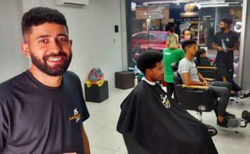 Volta Redonda recebe novo espaço de beleza masculina no Retiro