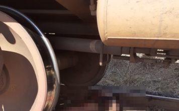 Homem é decapitado por trem, em Barra do Piraí