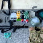 Polícia apreende material do tráfico em Angra dos Reis