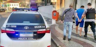 Operação contra violência doméstica prende acusados no Sul do Rio