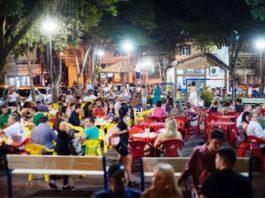 Praça da Colina voltará ser fechada por mais 10 dias