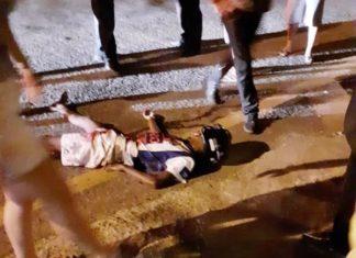 Policial fica ferido em troca de tiros com bandidos na Mangueira